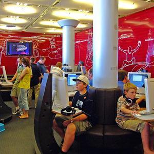Интернет-кафе Богдановича