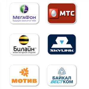 Операторы сотовой связи Богдановича