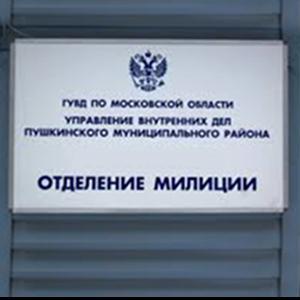 Отделения полиции Богдановича