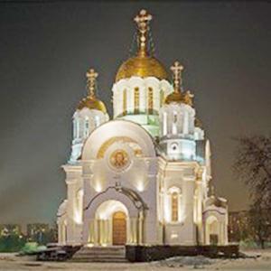 Религиозные учреждения Богдановича