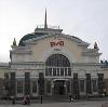 Железнодорожные вокзалы в Богдановиче