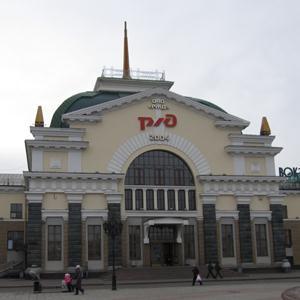 Железнодорожные вокзалы Богдановича