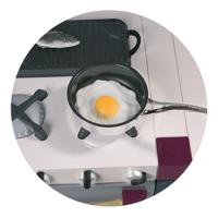 Пять звёзд - иконка «кухня» в Богдановиче